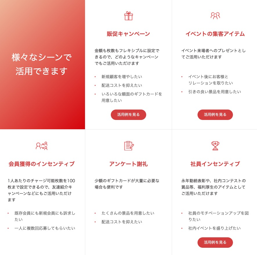 paypay ギフト カード と は