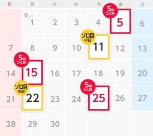 【2020年版】ワイモバイルはYahooモバイルからの申込がオススメ!安くお得に購入するには5のつく日とゾロ目の日が狙い目。