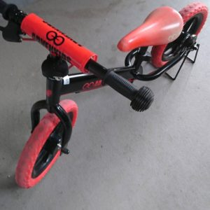 【実体験】ペダルなし自転車 ランチャリの感想・レビュー・口コミ・コスパ。ストライダーとの違いは?